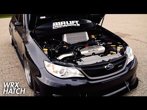 EPIC TURBO SOUNDS - 2013 WRX Hatch