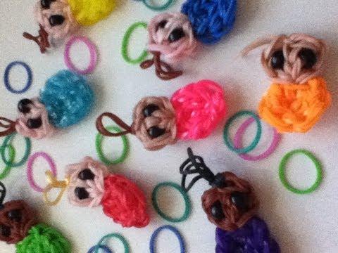 Rainbow Loom: Baby Charm (Original Design)