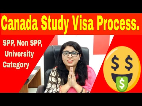 Canada Student Visa guidelines.