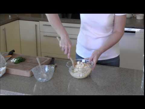 How To Make Stuffing For Roast Chicken - My Grandma's Recipe!
