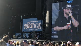 Luke Combs - Tennessee Whiskey Live Cover // Tortuga Music Festival 2017
