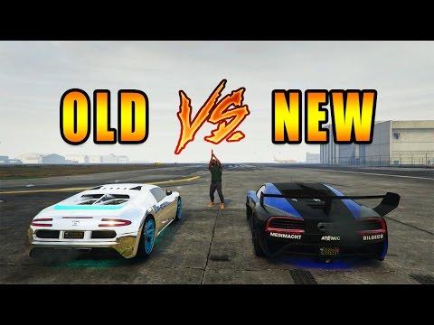 Truffade ADDER VS NERO !! OLD vs. NEW! Which is Faster?? & (Feat. Entity vs Nero) GTA V ONLINE