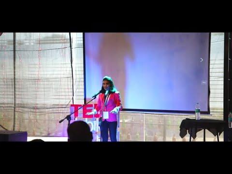 Art is in everyone | Harsha Maheshwari | TEDxJubileeHills