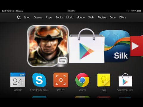 [Howto] Root, Install Playstore, Mc3 & Mc5 on Kindle Fire HDX latest version | Step by Step tutorial