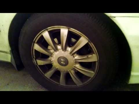Auto/Car Care:  How To Remove A Stuck Wheel Without A Hammer or Tool:::Very Easy