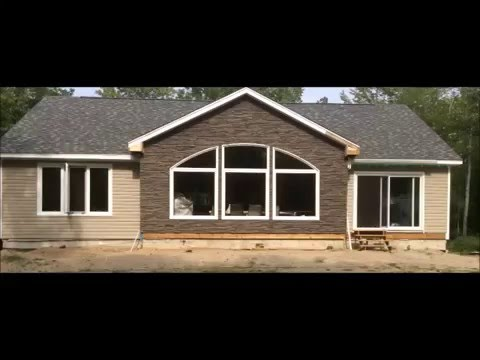 Barry's Bay / Combermere Ontario (Cottage build)
