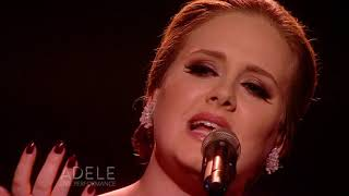 Adele  Someone Like You Live At The Brit Awards 2011