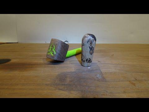 How To Make A Pipe Bowl Plug