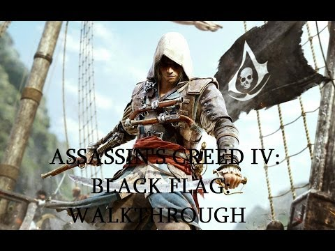 Assassin's Creed 4: Black Flag: Sequence 1 Memory 1 ''Edward Kenway''