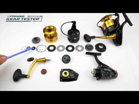 REVIEW  Penn Spinfisher SSV spin reels reviewed by FishingGearTester com au