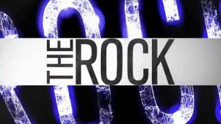 """Dwayne """"The Rock"""" Johnson WWE Entrance Video"""