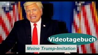 US-Wahl 2020: Meine Imitation von Trump (Web-Doku)