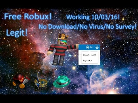 ROBLOX | HOW TO GET MORE ROBUX! | UNPATCHED | WORKING 10/03/16