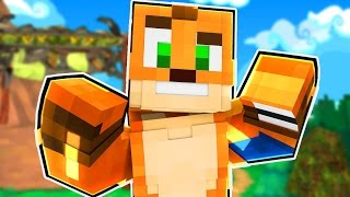CRASH BANDICOOT IN MINECRAFT!? | Minecraft Roleplay