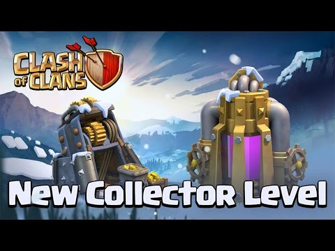 Clash of Clans - BUYING LEVEL 12 GOLD MINE & ELIXIR COLLECTOR!!! | NEW CHRISTMAS UPDATE!