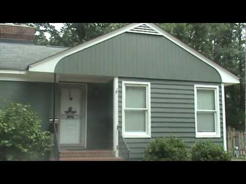 Siding and Brick Color Change After