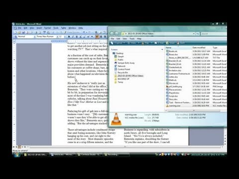 How to Insert Sounds Into Microsoft Word : Microsoft Office Software