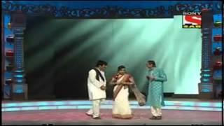 Sunil Grover, Sugandha & Popat lal