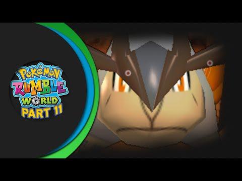 Pokémon Rumble World Walkthrough: Part 11 - One Shot One Kill! [HD]