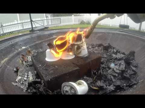 Will it Burn: Coffee Cups