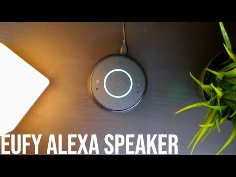Eufy Genie Speaker With Amazon Alexa - Setup and Echo Sound Off