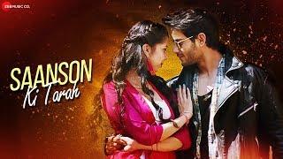Saanson Ki Tarah - Official Music Video | Aaman Trikha, Reena Mehta, Gufy | Aishani M, Jeevansh C