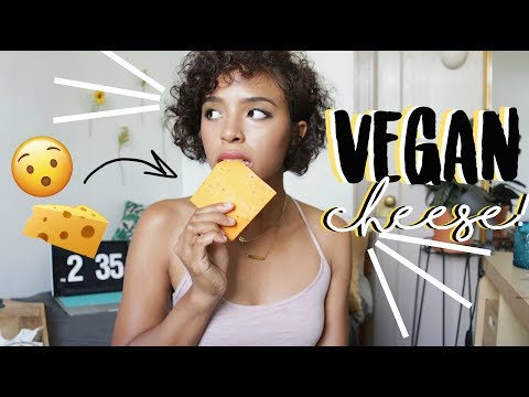 The BEST VEGAN Cheeses EVER! | Dairy-Free