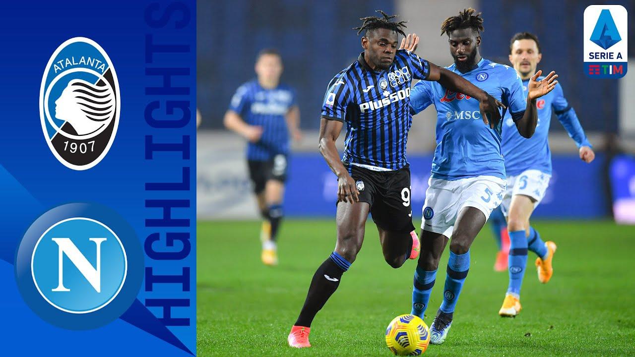 Atalanta 4-2 Napoli | Zapata and Muriel Star for Atalanta in Six Goal Thriller! | Serie A TIM
