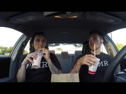 Arby's Orange Cream Shake - The Two Minute Reviews - Ep. 353 #TMR