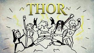 Thor   Destripando la Historia   CANCIÓN Parodia