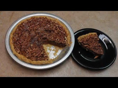 Classic Pecan Pie with Michael's Home Cooking