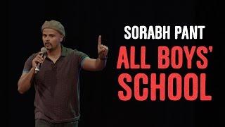 EIC: Sorabh Pant on All Boys
