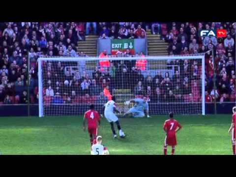 Liverpool 2-3 Man United | Pogba Sent Off but Incredible United Comeback | Youth Cup Highlights
