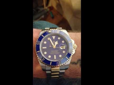 Rolex Submariner 116613LN - Z Serial Number. Immaculate £4500 No Offers (Box & Papers)