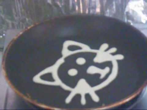 How to Make: Kitty Pancakes