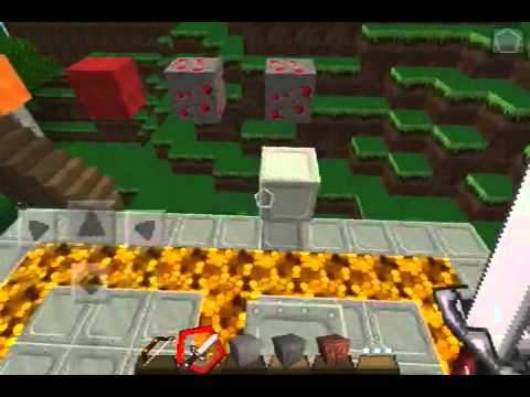 Epic Jump Map in Pocket Edition!