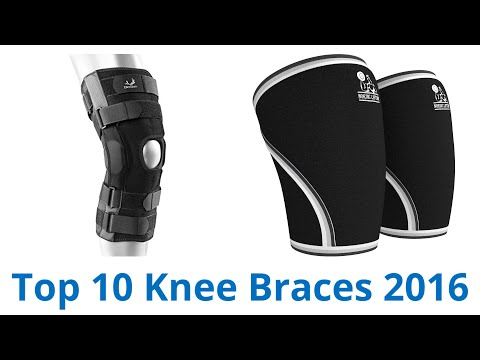 10 Best Knee Braces 2016