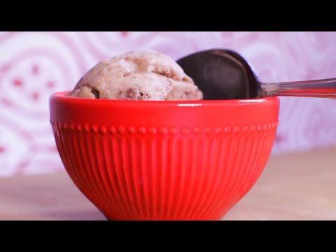 How To Make Healthy Banana Ice Cream