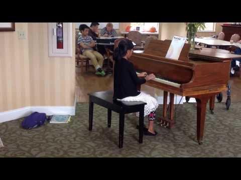 Shreegandha's 1st Piano Graduation :)