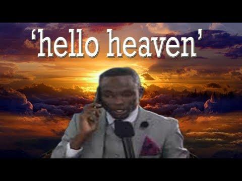WATCH - Pastor Calls god