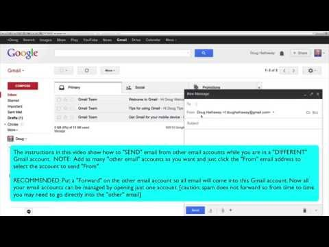 Gmail Tips   Managing Many Email Accounts from One Account