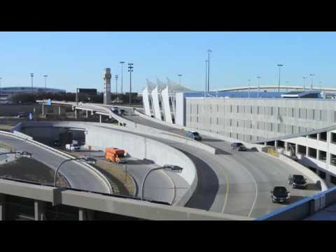 DFW Airport's Renovated Terminal A