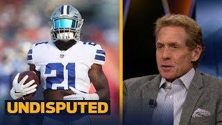 Ezekiel Elliott: NFL accuses NFLPA of spreading derogatory information about accuser | UNDISPUTED