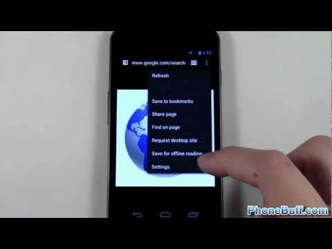 How To Delete Web Browser History On Android