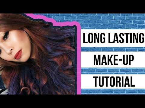 HOW TO GET LONG-LASTING MAKEUP ALL DAY LONG! w/ HUDA BEAUTY Smokey Obsessions, KAT VON D + more!
