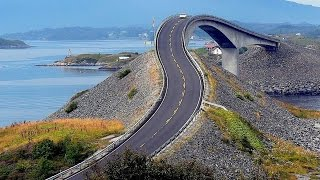10 Roads You Should Drive in Your Lifetime