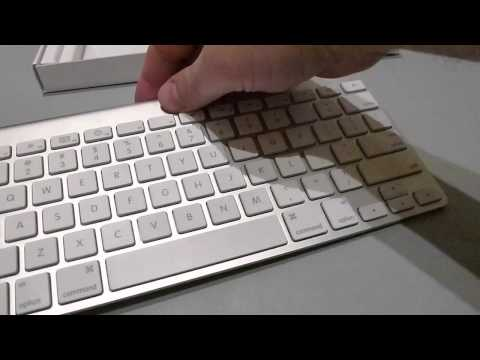 Apple Wireless Keyboard 2 battery version