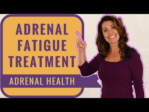 Adrenal Fatigue Treatment | 3 Steps to Heal Your Adrenals Naturally