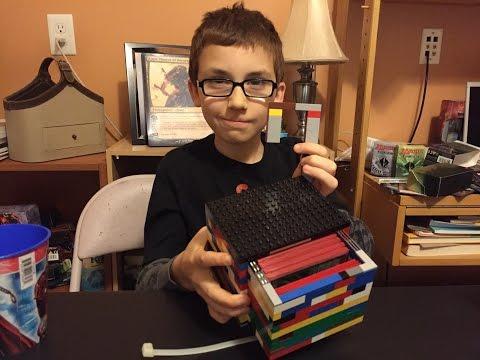 The Puzzle Deck Box