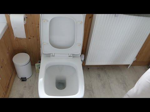 Toilet cistern still running after flushing?